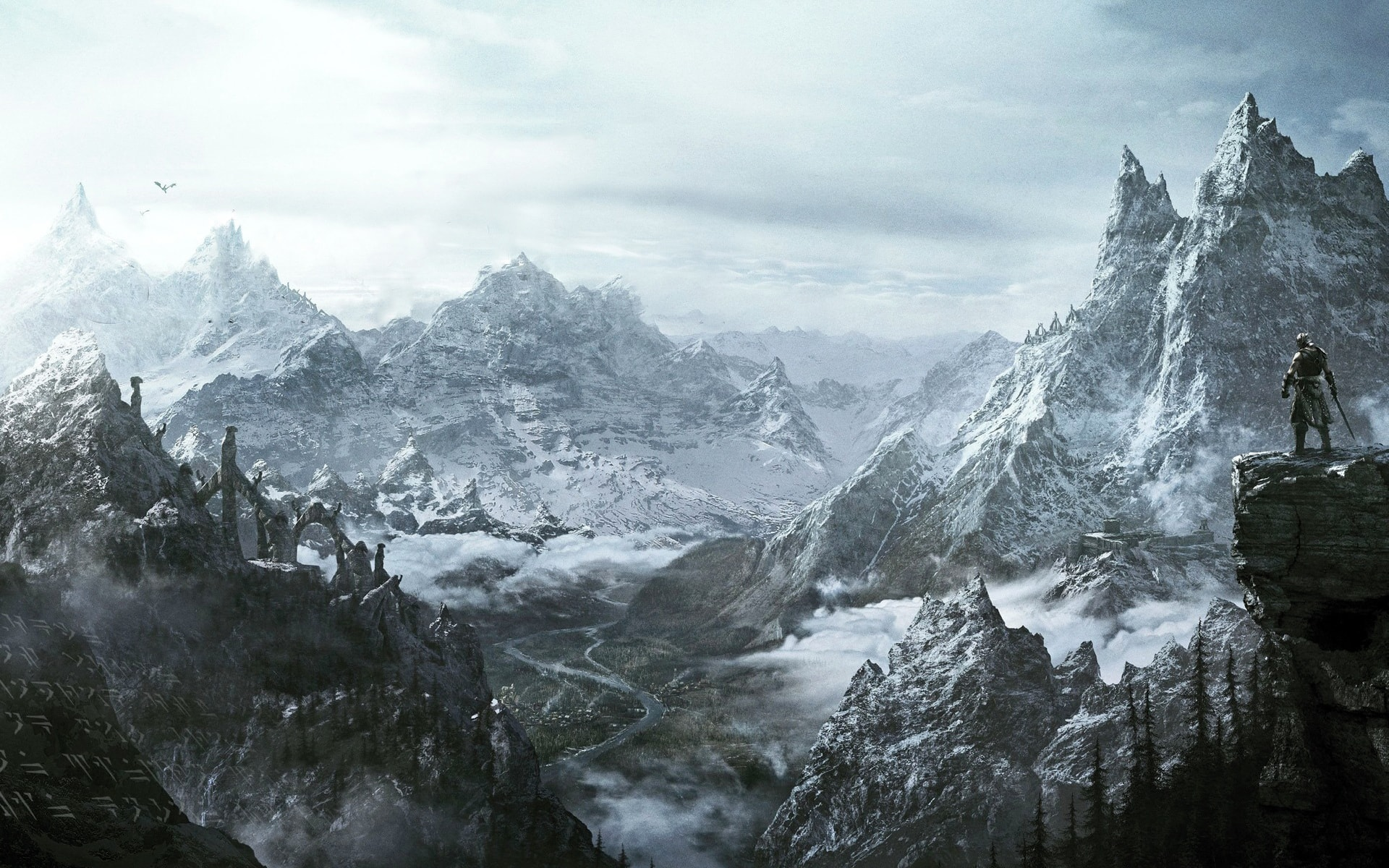 Skyrim PC Wallpaper