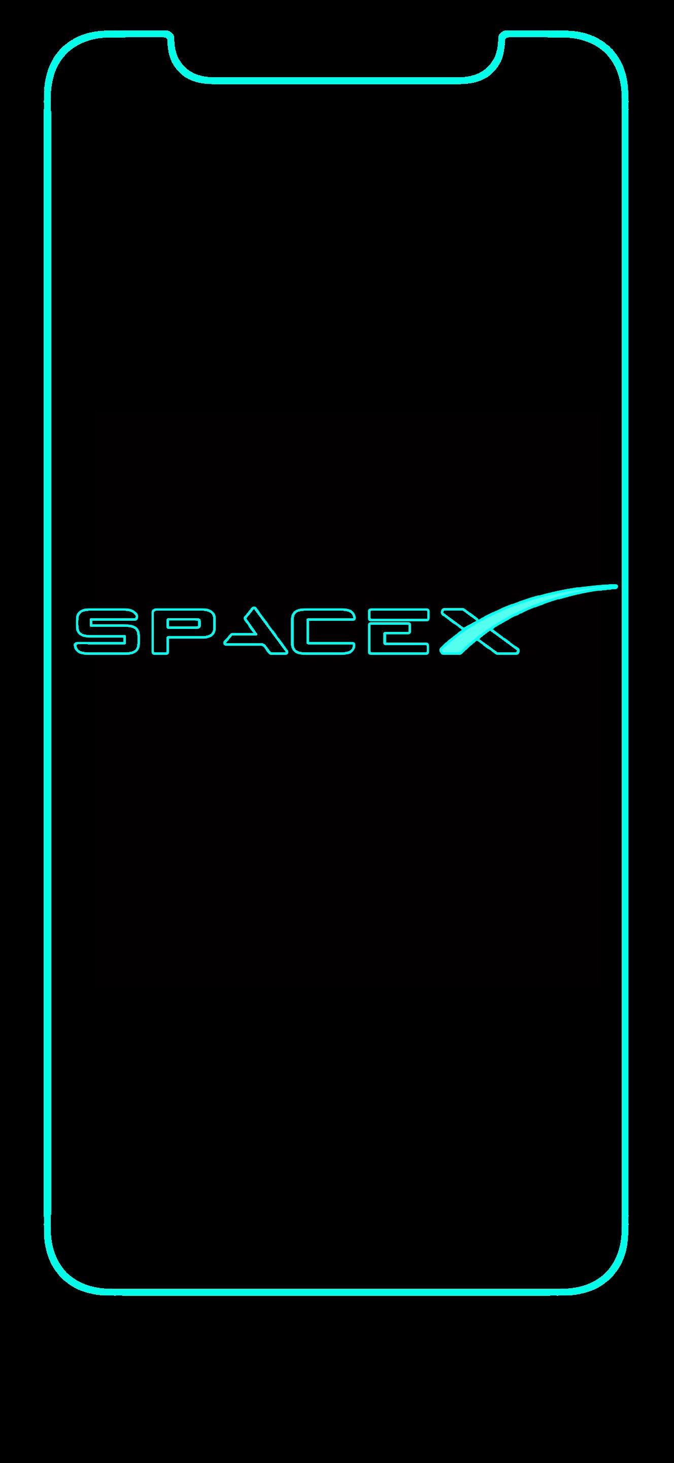 Space X Iphone Wallpaper
