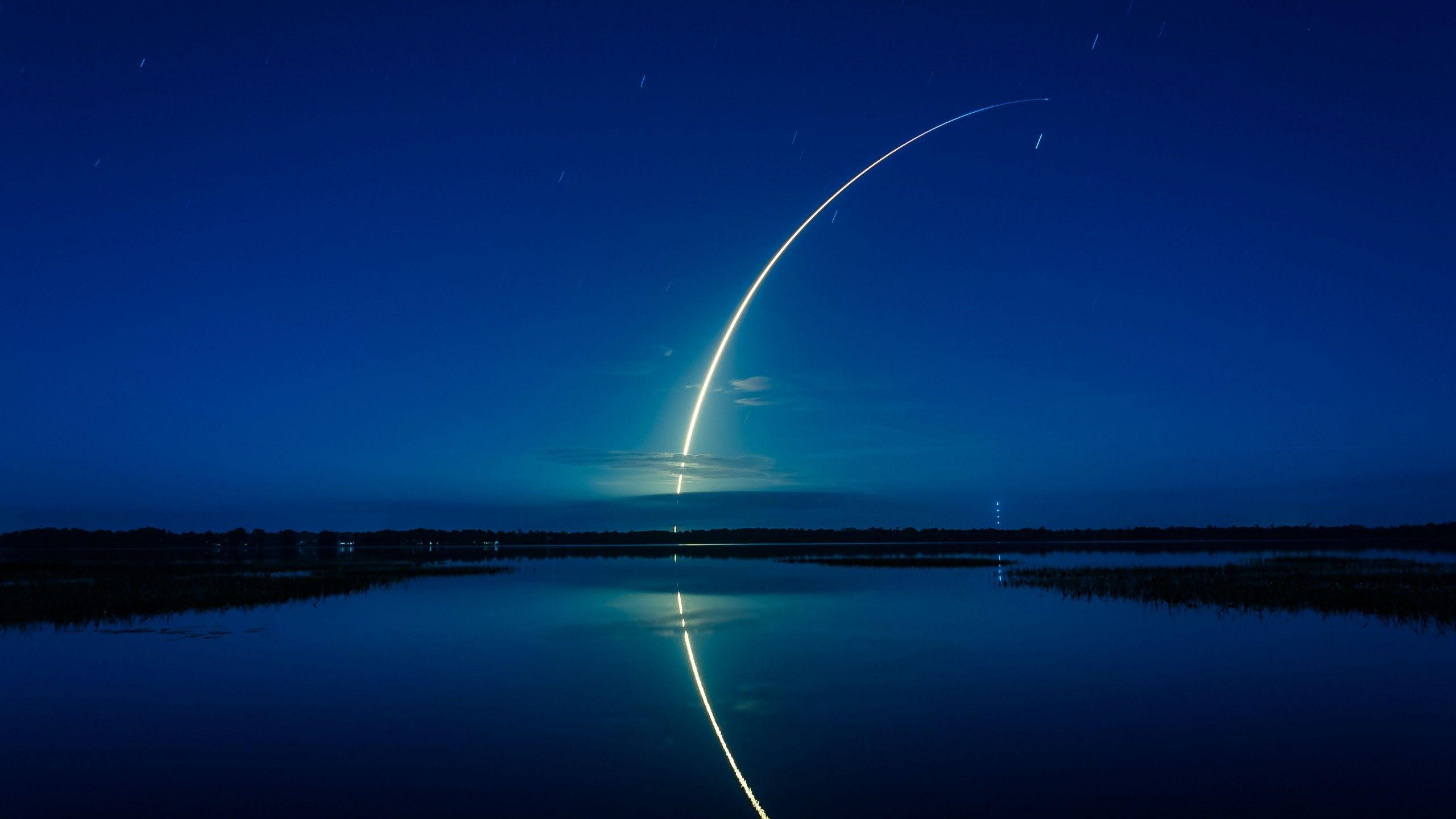 Space X Wallpaper HD