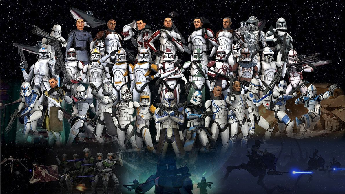 Star Wars Clone Trooper Wallpaper Kolpaper Awesome Free Hd Wallpapers