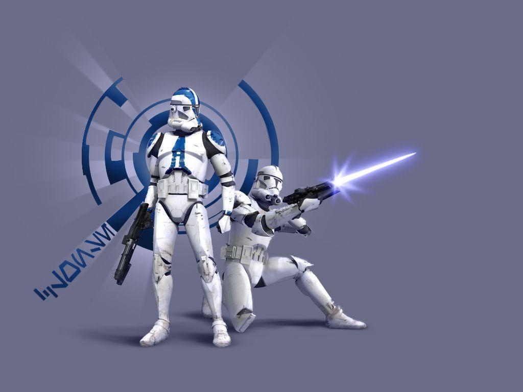 Star Wars Clone Troopers Wallpaper 2