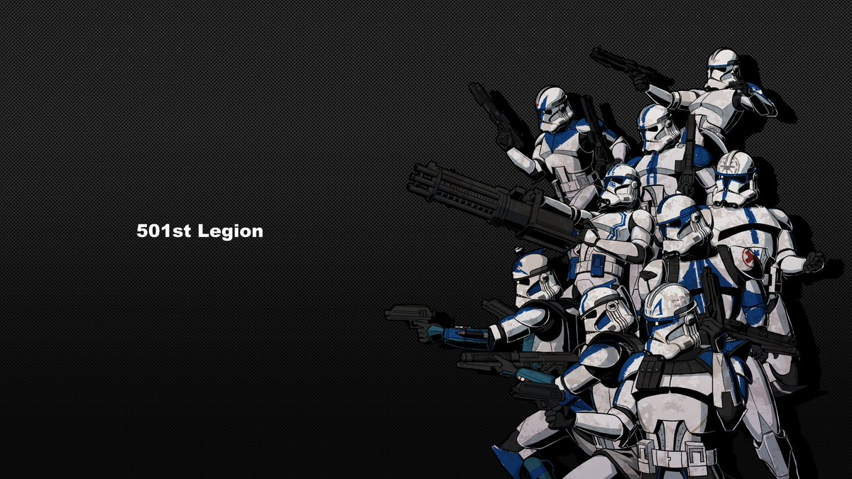 Star Wars Clone Troopers Wallpaper 3