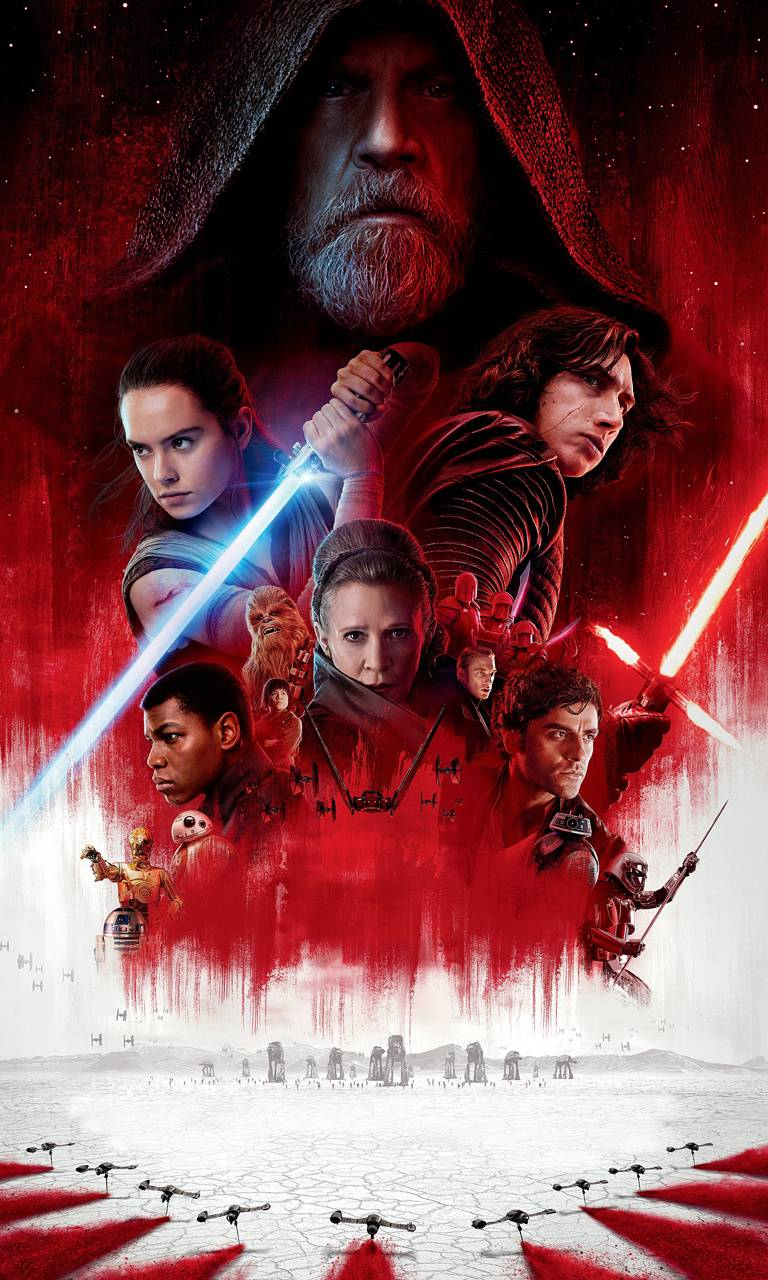 Star Wars Last Jedi Iphone Wallpaper Kolpaper Awesome Free Hd Wallpapers