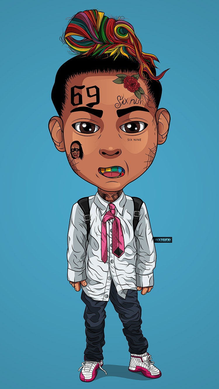 Tekashi 69 Background