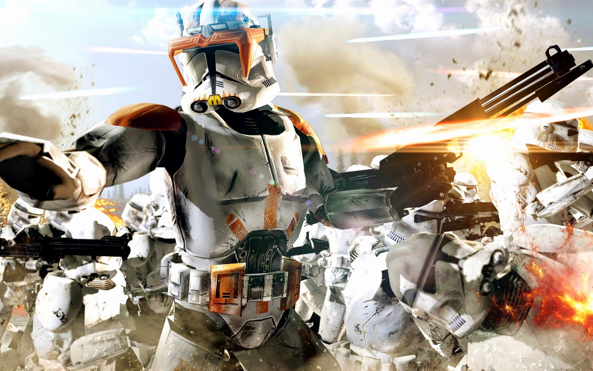 The Clone Trooper Wallpaper Kolpaper Awesome Free Hd Wallpapers
