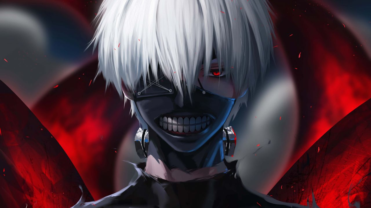 Tokyo Ghoul Wallpaper Pc Kolpaper Awesome Free Hd Wallpapers