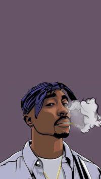 Tupac Aesthetic Wallpaper