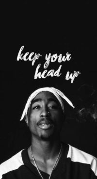 Tupac Wallpaper Phone