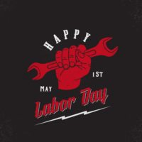 Wallpaper May Day