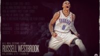 Wallpaper Russell Westbrook 2