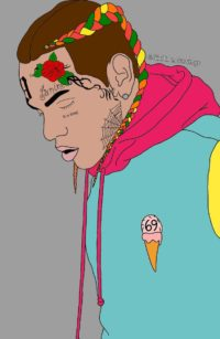 Wallpaper Tekashi 69