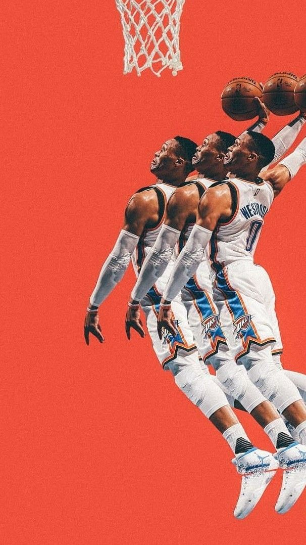 Westbrook Slam Wallpaper
