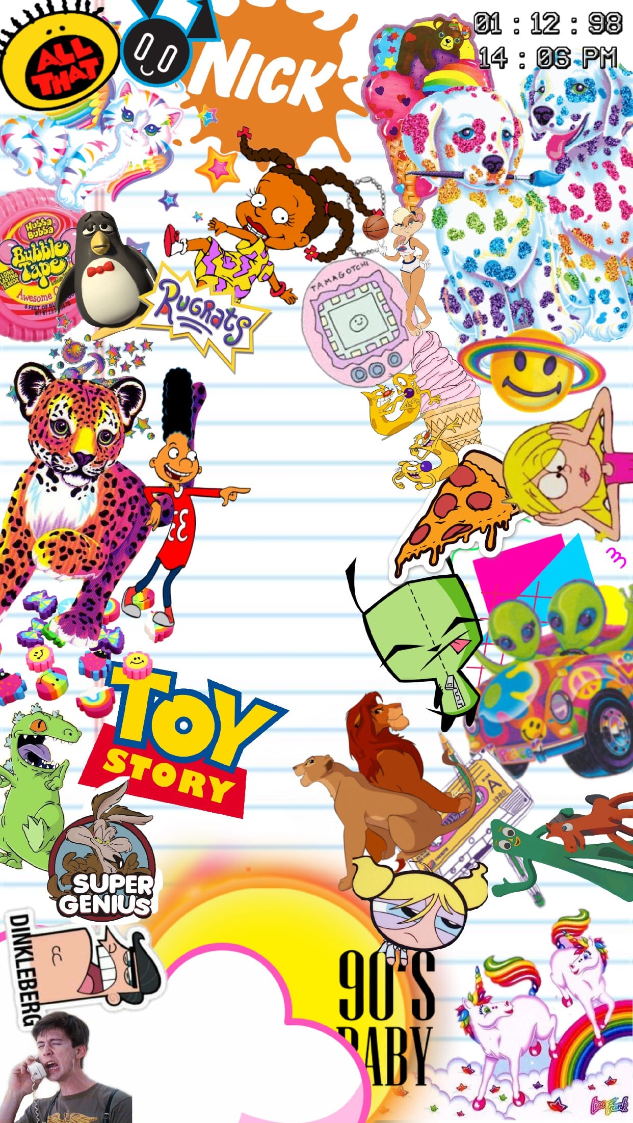 90s Cartoon Wallpapers Kolpaper Awesome Free Hd Wallpapers
