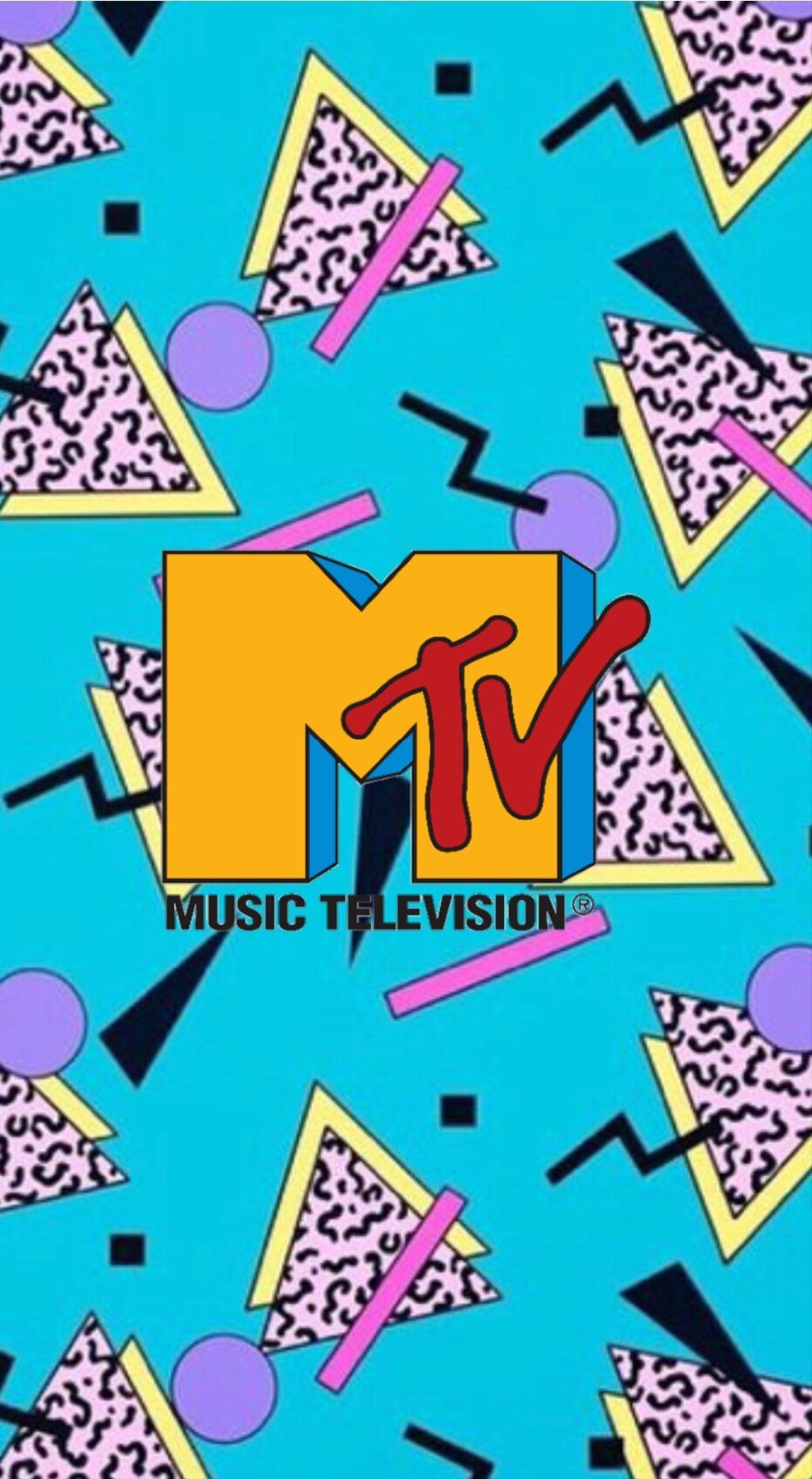 90s MTV Wallpaper