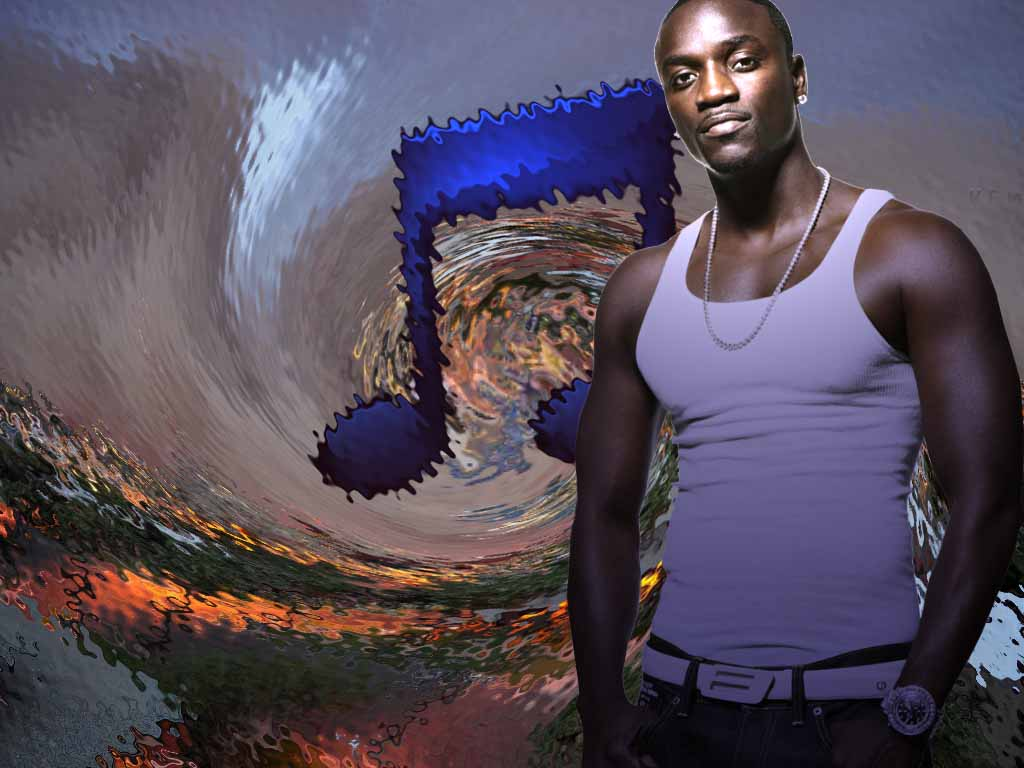 Akon Wallpaper Desktop