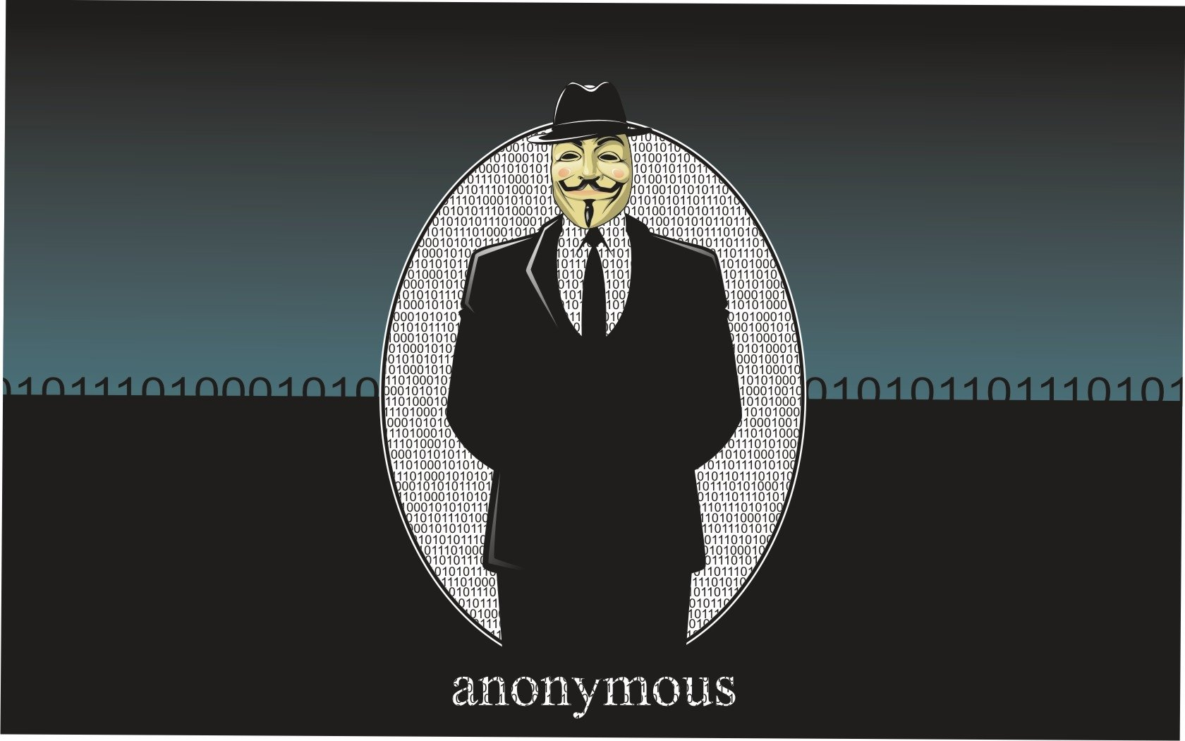 Anonymous Desktop Wallpaper