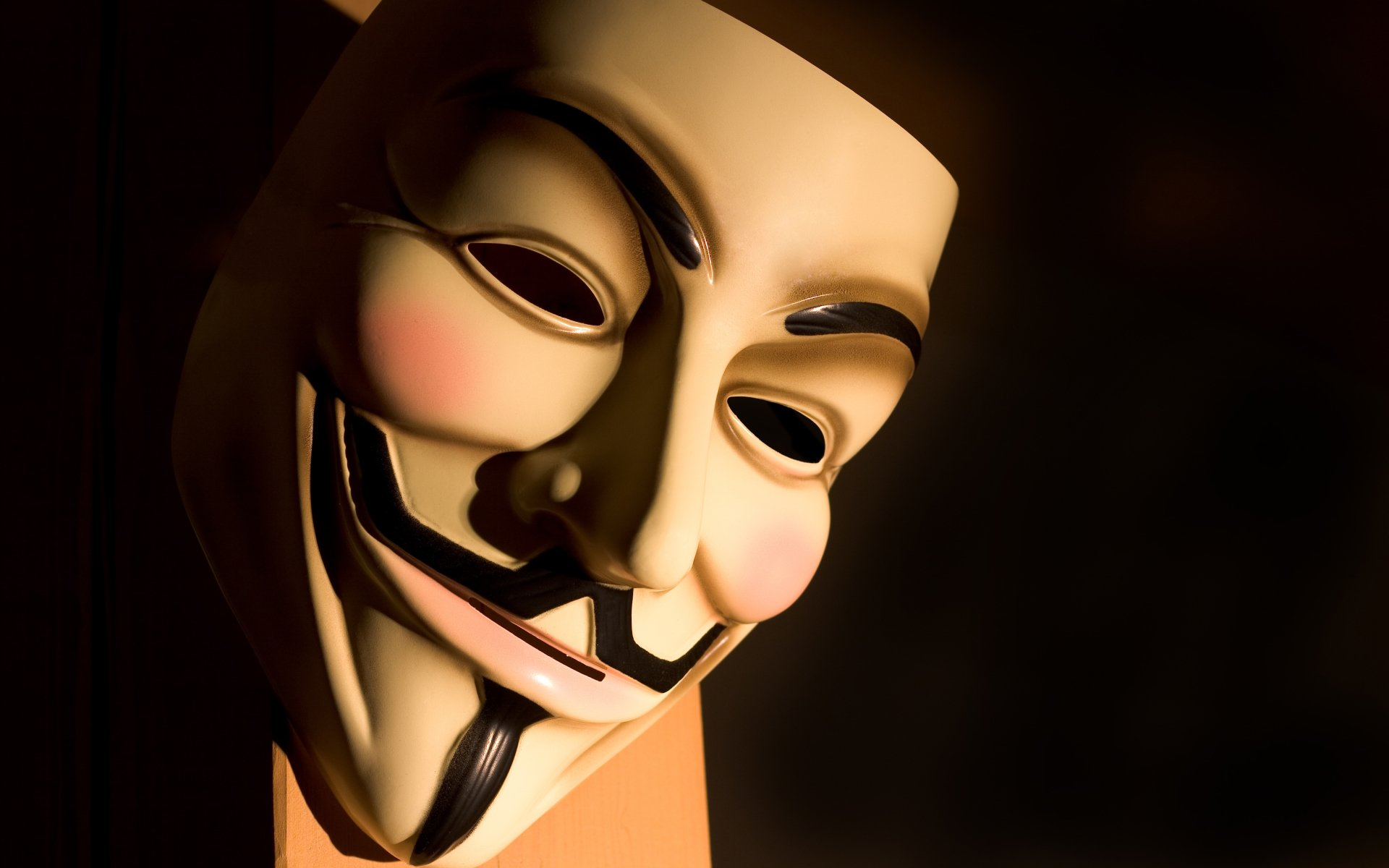 Anonymous Face Background