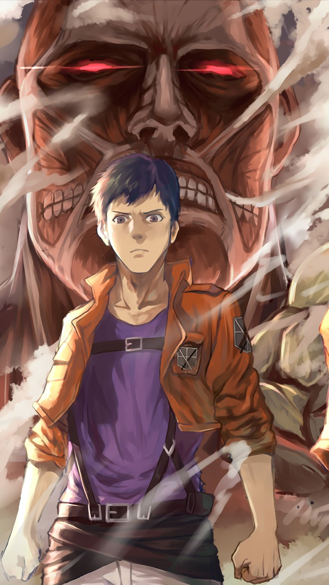 Attack On Titan Android Wallpapers Kolpaper Awesome Free Hd Wallpapers