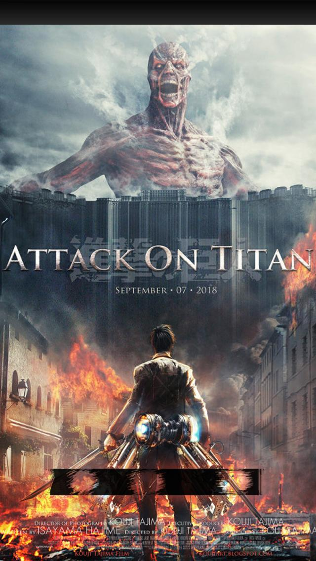Attack On Titan Poster Kolpaper Awesome Free Hd Wallpapers