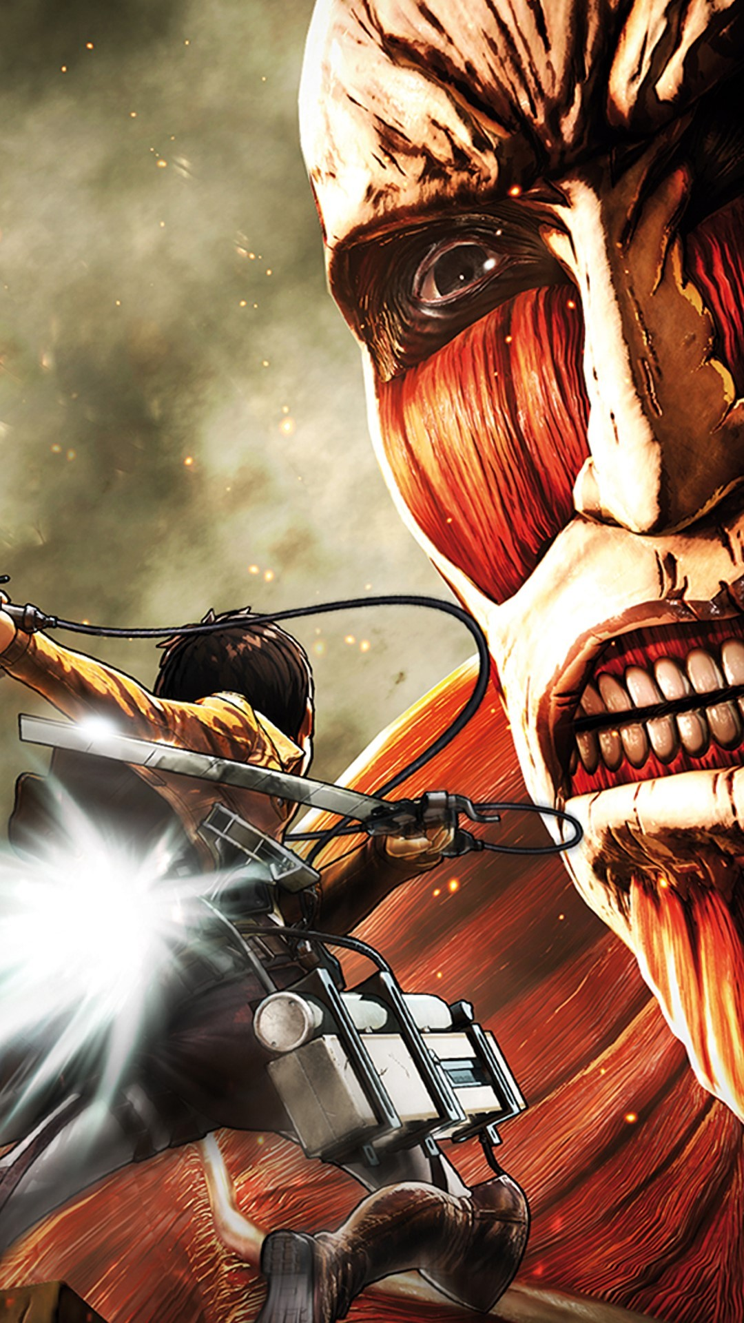 Attack On Titan Wallpapers Kolpaper Awesome Free Hd Wallpapers