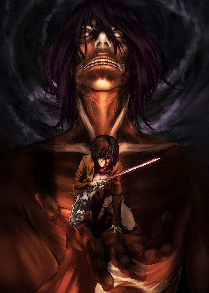 Attack On Titan Wallpapers HD - KoLPaPer - Awesome Free HD Wallpapers