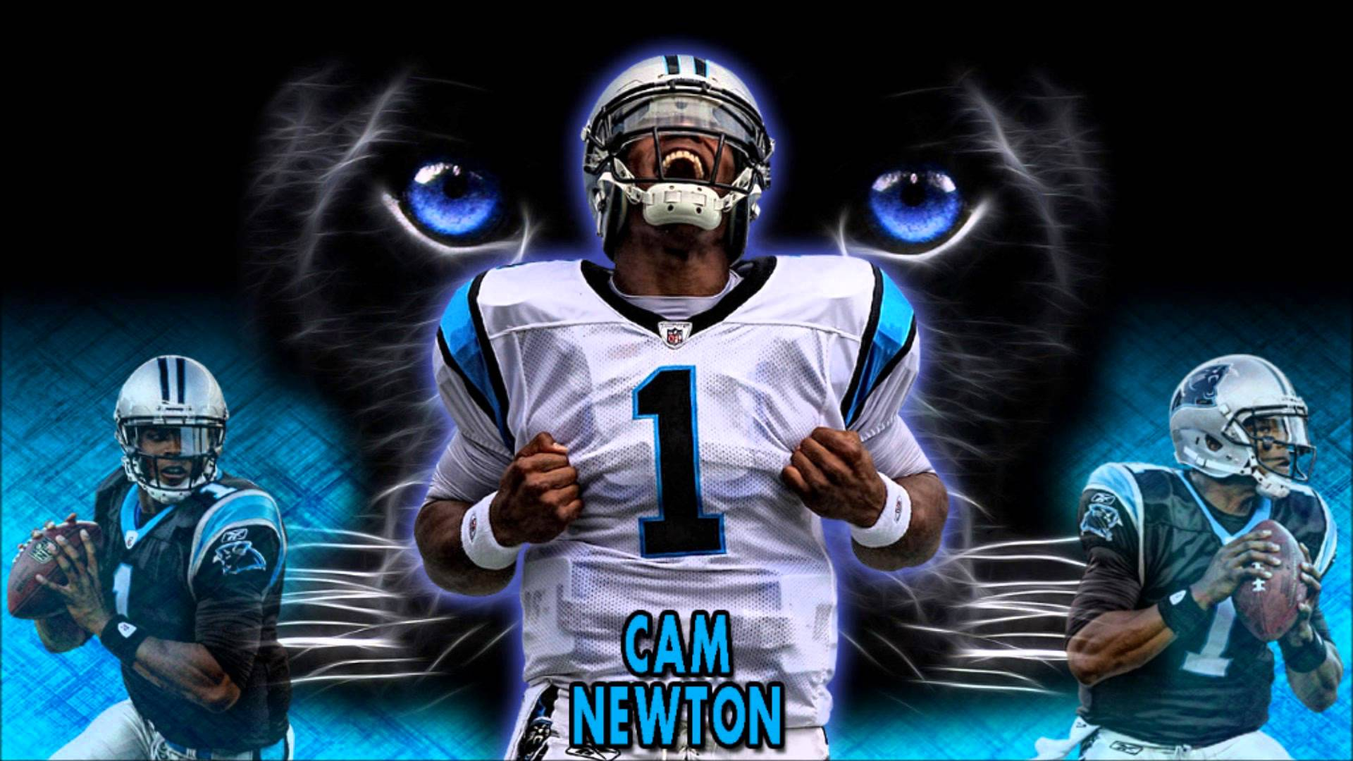 Cam Newton Patriots Wallpaper PC
