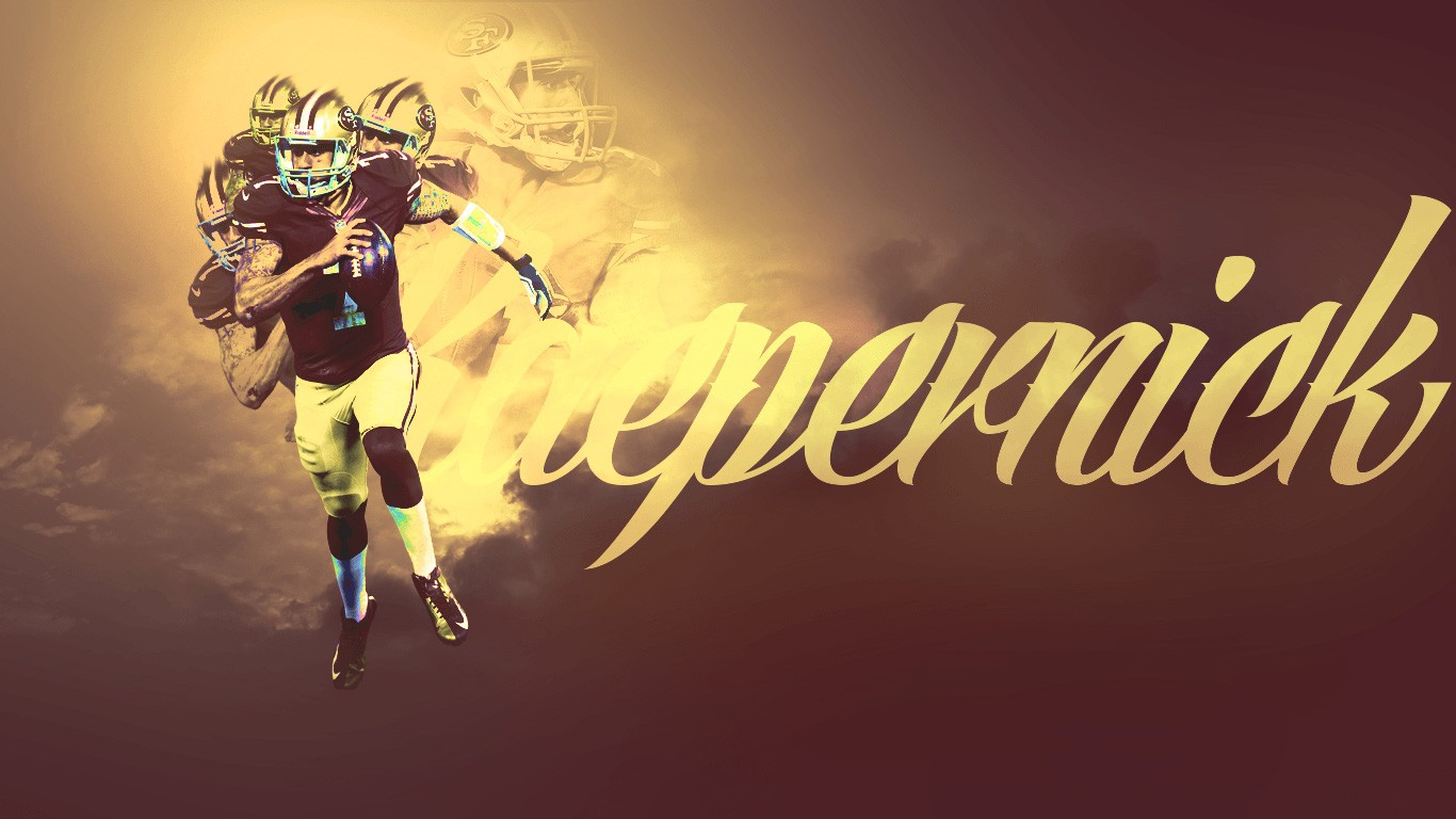 Colin Kaepernick Wallpaper