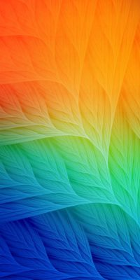 Colorful iOS Wallpaper 2v