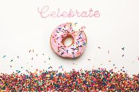 Donut Celebrate Wallpapers
