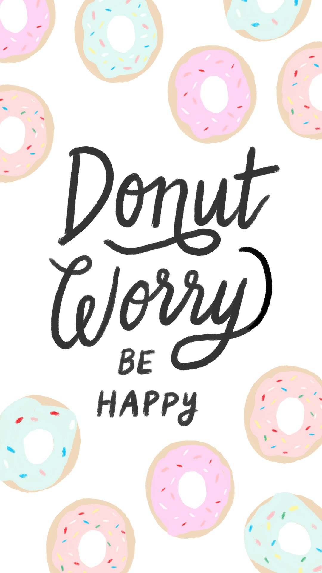 Donut Wallpapers Iphone