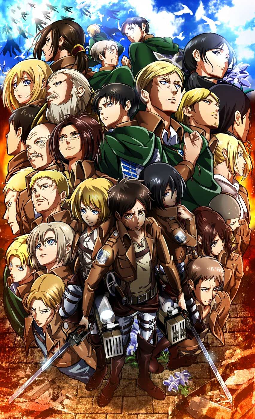 Hd Attack On Titan Wallpaper Kolpaper Awesome Free Hd Wallpapers