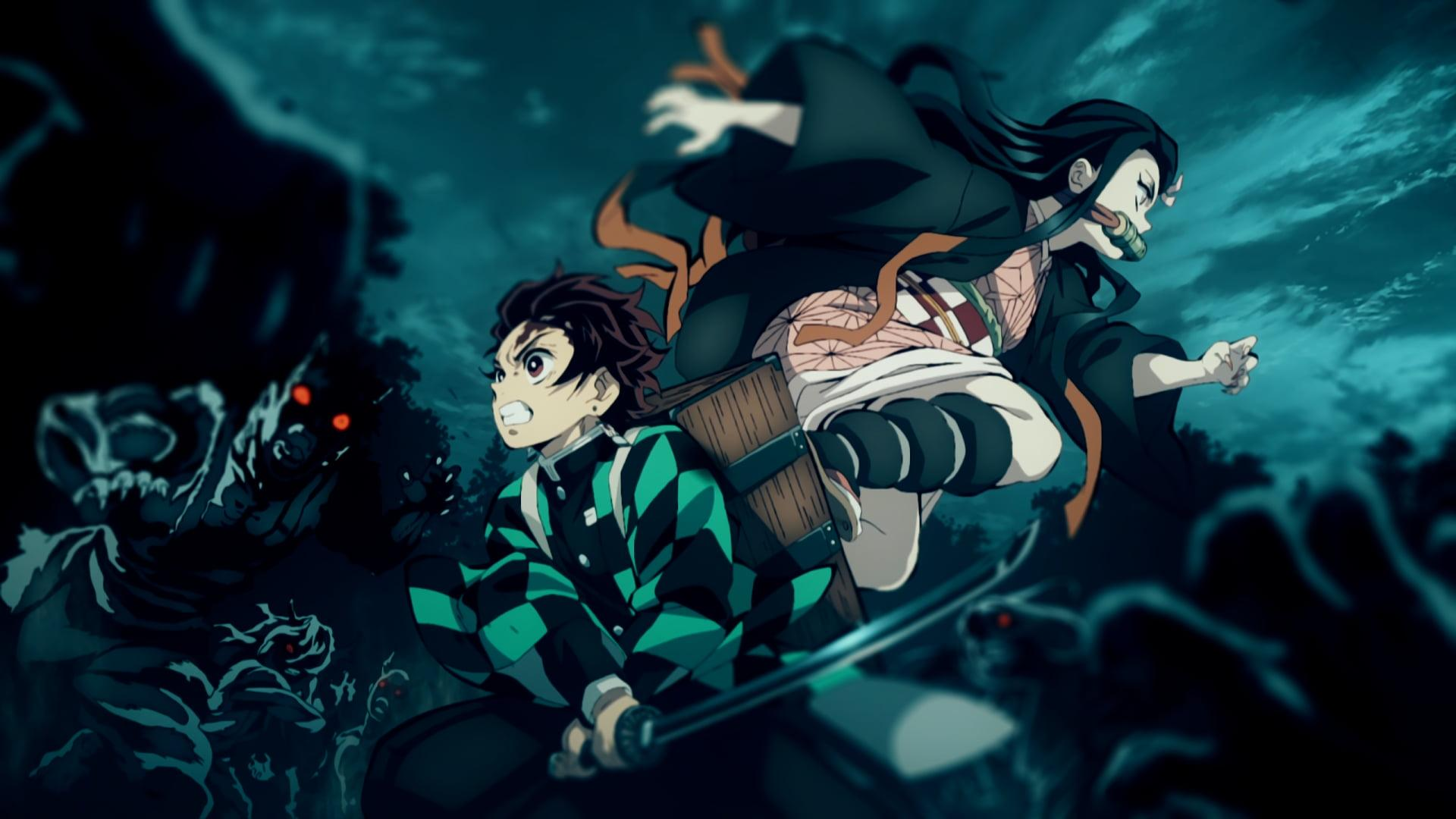 HD Kimetsu no Yaiba Wallpapers