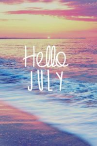 Hello July Backgrounds 2