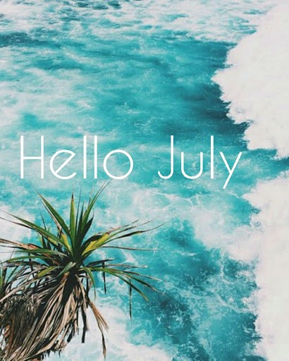 Hello July Backgrounds