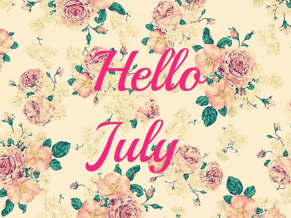 Hello July Wallpaper 5