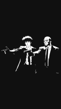 Iphone Cowboy Bebop Wallpaper