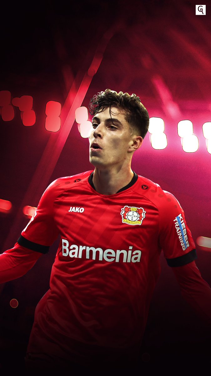 Iphone Kai Havertz Wallpaper