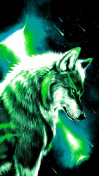 Iphone Wolf Wallpaper 3