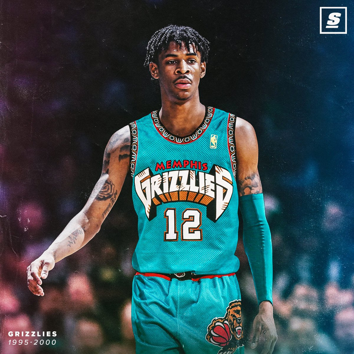Ja Morant Grizzlies Poster Kolpaper Awesome Free Hd Wallpapers