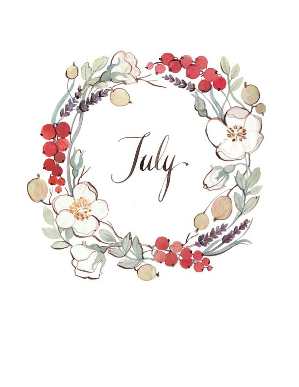 July Wallpaper 4