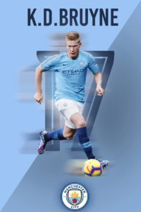 K.D. Bruyne Wallpaper