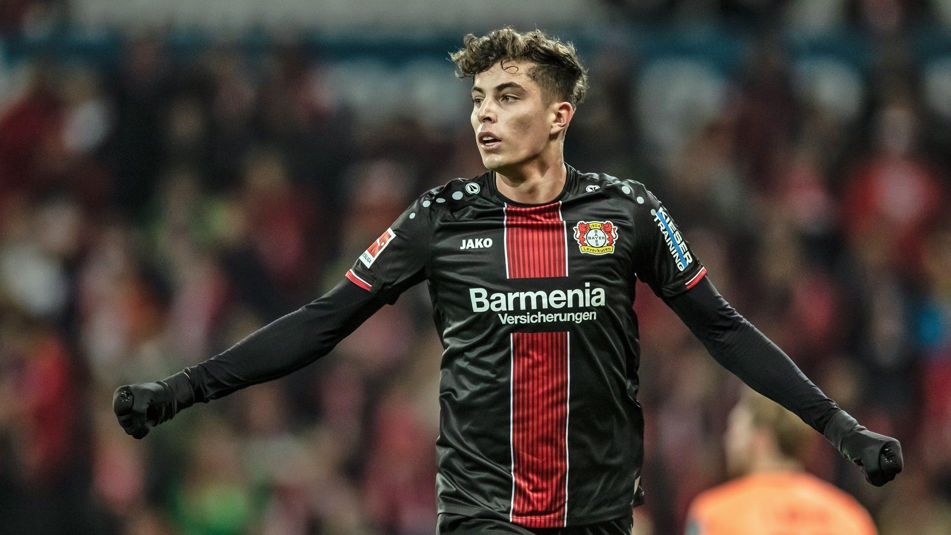 Kai Havertz HD Wallpapers