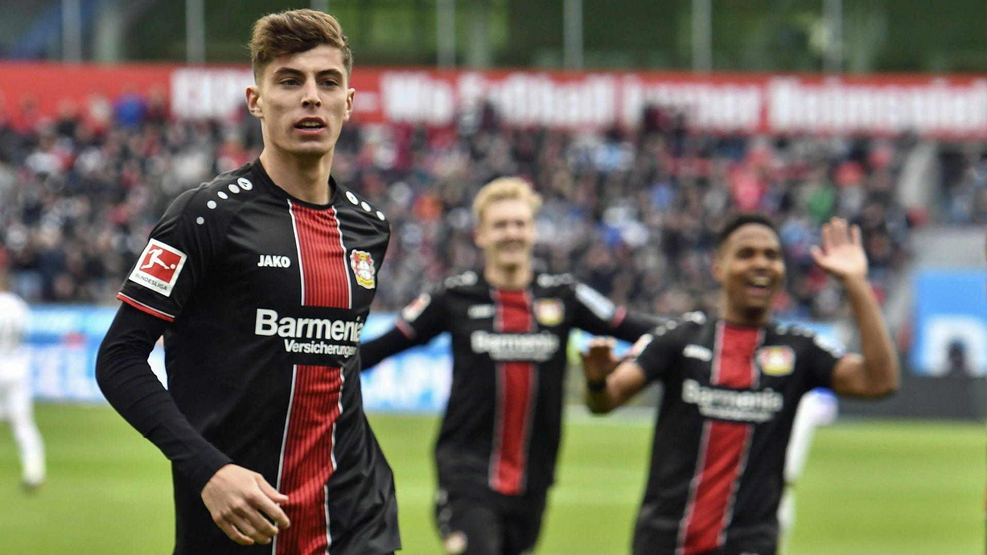 Kai Havertz Leverkusen Wallpaper