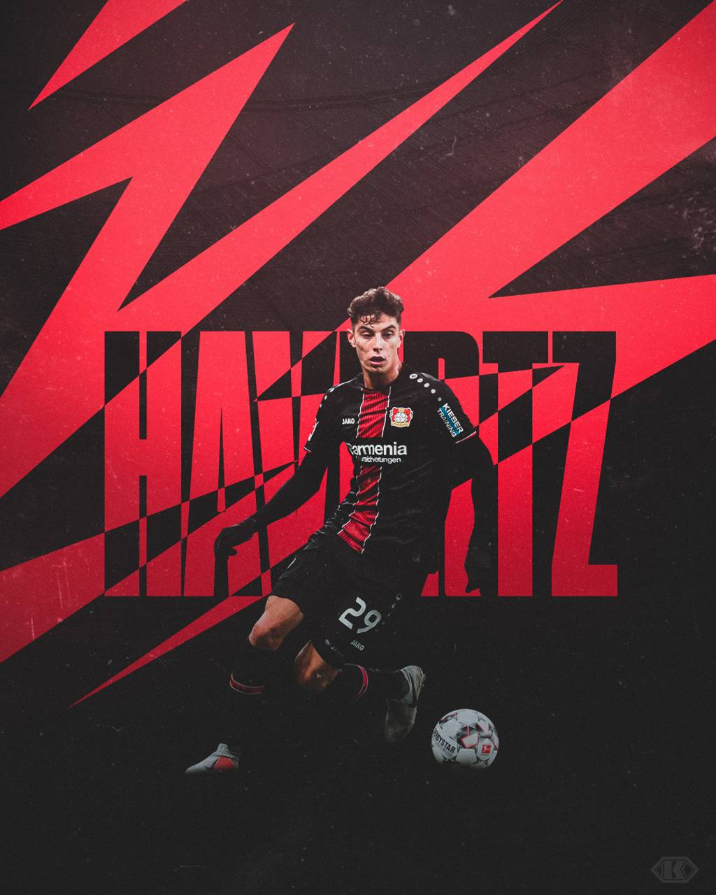 Kai Havertz Poster