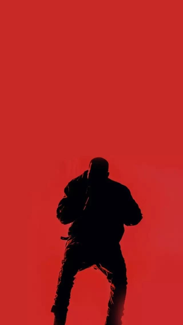 Kanye Iphone-Wallpaper