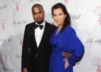 Kanye and Kim Kardashian Wallpaper