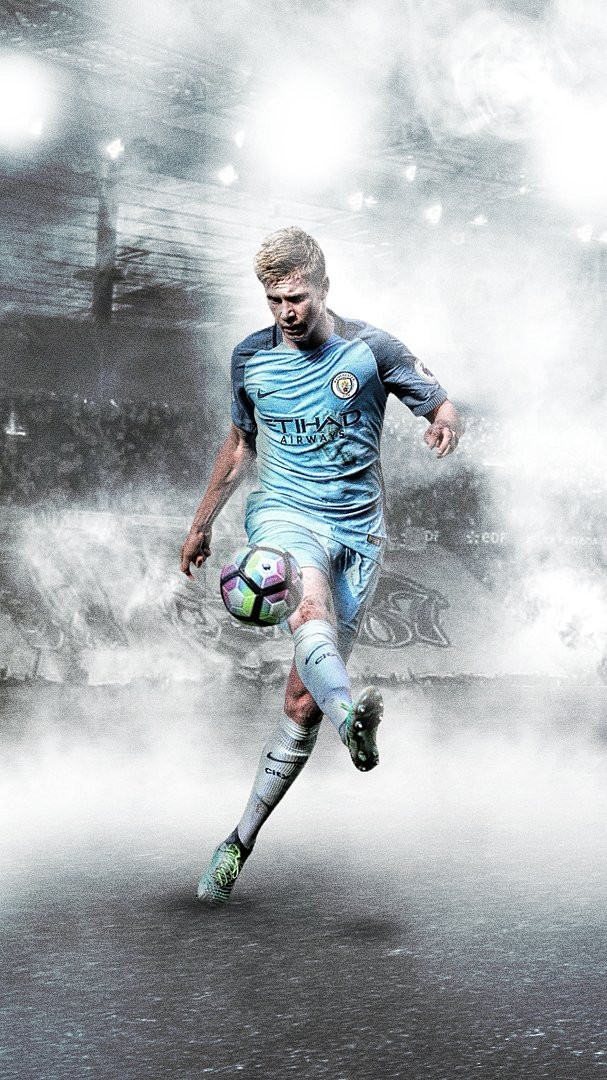 Kevin De Bruyne Android Wallpaper