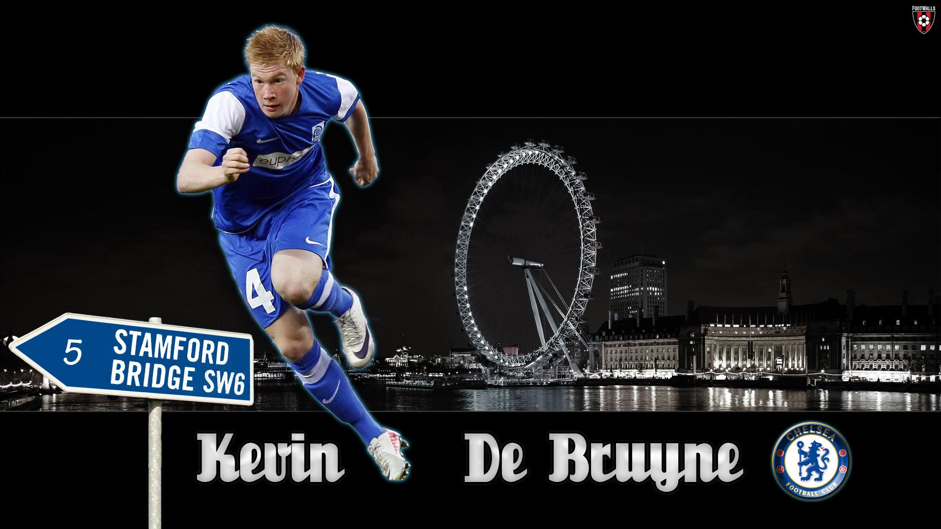 Kevin De Bruyne Chelsea Wallpaper