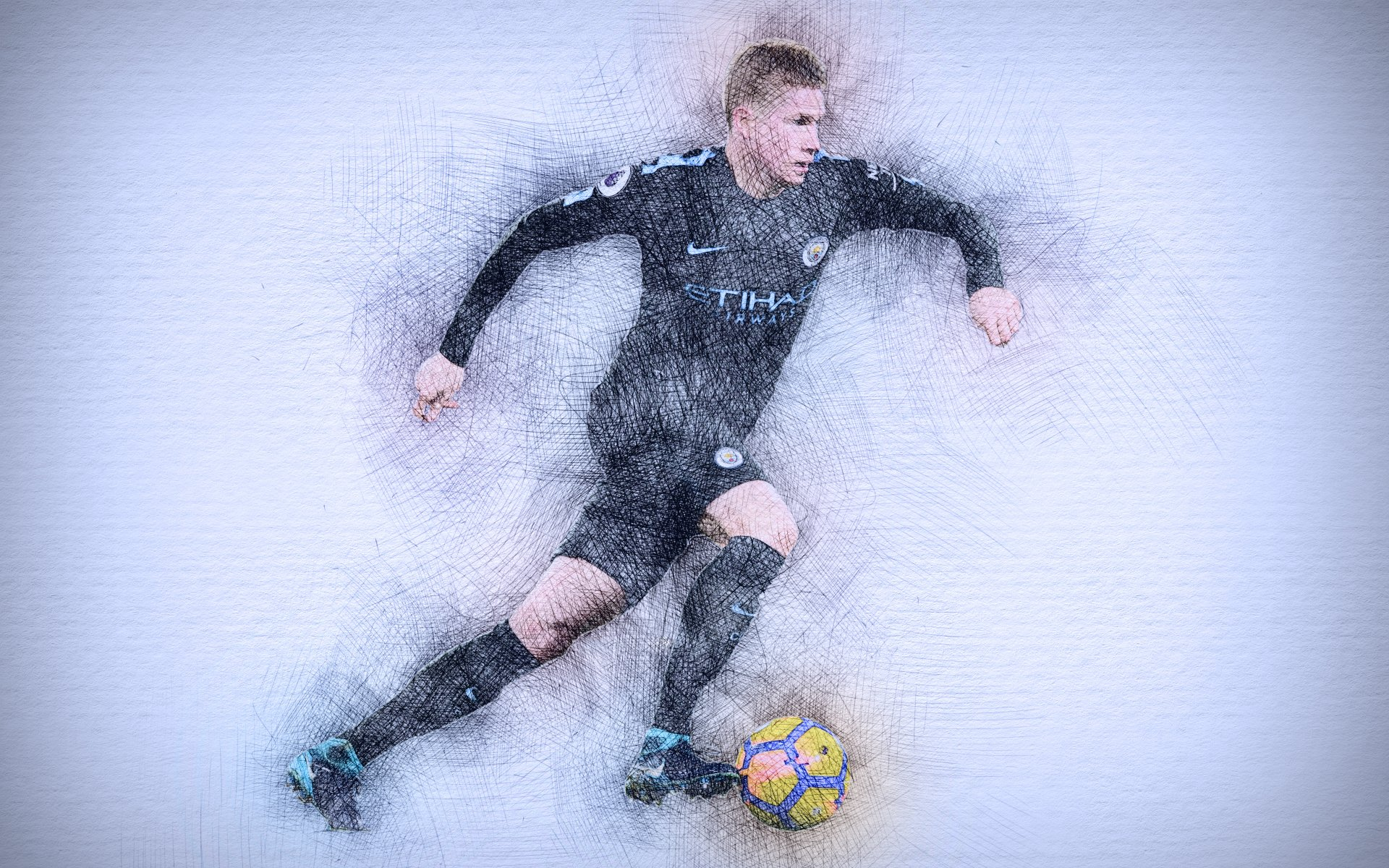 Kevin De Bruyne Desktop Wallpapers