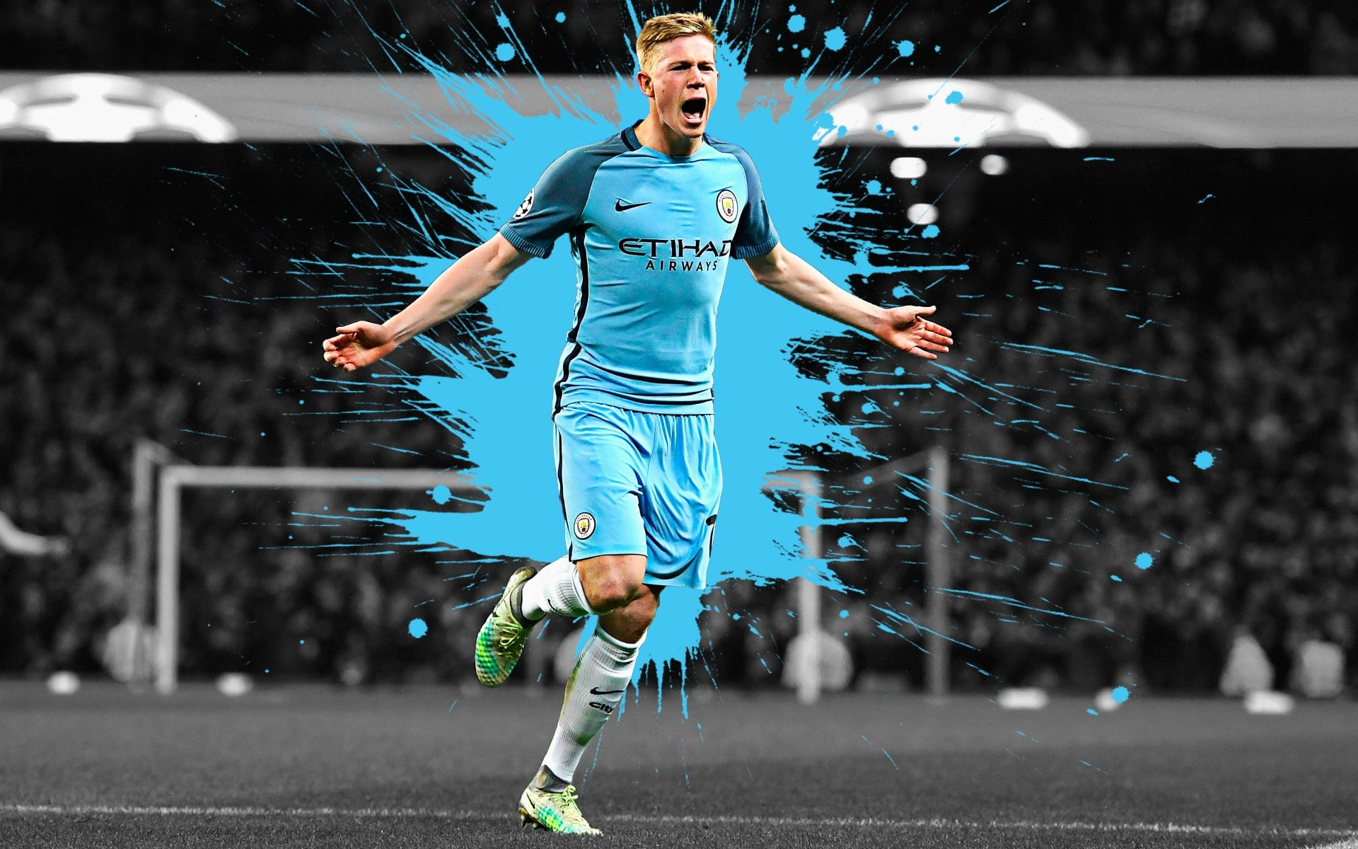 Kevin De Bruyne HD Wallpaper